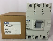 Eaton Moeller 250A Amps 25kA Triple Pole MCCB 3P BZMB2-A250 LZMB NZMB
