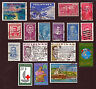 PHILIPPINES 17 1958-73 RED CROSS, PERSONALITIES +Stamps, Used, SeeDescr   FUS770