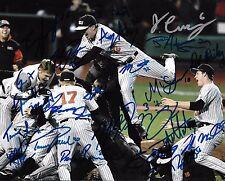 Oregon State Beavers baseball Signed Autograph 2017 CWS Omaha COA LOOK!!