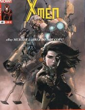 X-Men Leinil YU Panini Euro Variant Domino Cable X-Force 5  1:50 French Ed 2013