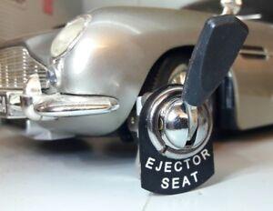James Bond Aston Martin Spectre Ejector Seat Toggle Switch RTC430 Dash Panel
