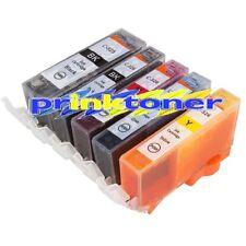 525/526 Set Di Inchiostro Per Canon Pixma ip4850, ip4950, ix6550, mg5150, mg5250, mg5350, mg6150