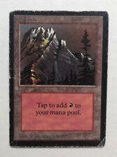 MtG | Mountain | Beta | Old School | *Kult | Magic
