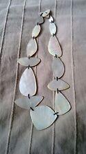 Rare et Magnifique collier en nacre Gerda Lynggaard MONIES