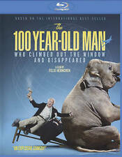 The 100-Year-Old Man Who Climbed Out the Window and Disappeared (Blu-ray...