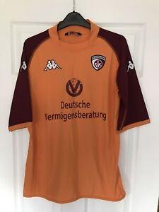 Rare 1. FC Kaiserslautern Football Shirt 2004/05 Kappa XL Germany Soccer Jersey