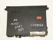 peugeot 406 2000 lhd 3 0 petrol engine fuse box and fuses siemens oem  9639066680