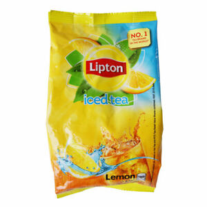 LIPTON LEMON ICE TEA POWDER - 500G BAG