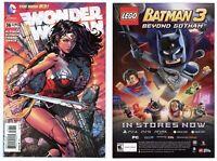 Wonder Woman #36 (NM/MT 9.8) David Finch Cover Art 2014 DC New 52 Justice League