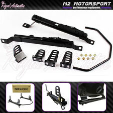 Subaru Impreza 96-07 Low Mount Bucket Seat Frame Rail Mount Subframe Left