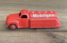 Vintage Dinky Toys 440 Studebaker Mobilgas Tanker Truck