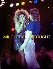 ROLLING STONES MICK JAGGER TINA TURNER 1 Original  photo 8X10 glossy LIVEAID
