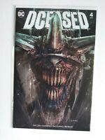 Dceased #4 NM John Giang Trade Dress Variant Limited to 1500 w COA