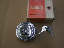 NOS 1957 - 1968 Ford Locking Gas Cap Galaxie Fairlane 1967 1966 1965 1964 1963