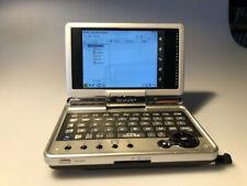 Sharp Zaurus SL-C 3200, mit SSD, CF und SD Slot