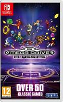 SEGA Mega Drive Classics For Nintendo Switch (New & Sealed)