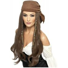 Pirate Wig Costume Accessory Adult Halloween