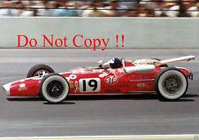 Jim Clark STP Lotus Ford 38/4 Indianapolis 500 1966 Photograph 6