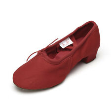 Envío gratuito de baile zapatos de lona del profesor de baile zapatos 3 colores