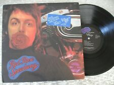 "Paul McCartney & Wings  ""Red Rose Speedway""   LP Apple ‎ SMAL-3409  beatles"
