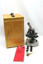 Zeiss Mikroskop Standard Junior 2 mit Zubehör