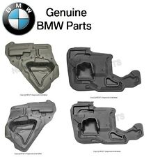 For BMW E53 00-06 X5 Set of 2 Front & 2 Rear Door Panel Insulation Genuine