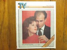 May 3, 1987 Minneapolis Star Tribune TV Week Mag(JOBETH  WILLIAMS/TERRY  KINNEY)