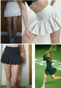 Nwt Adidas Stella McCartney Pleated Zipper Tennis Skirt S Small M Medium