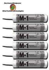 6 TUBES Chemlink M1 BLACK Structural Sealant - 10.1 oz Cartridge - ChemLink M-1