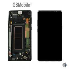 Display pantalla LCD Frame Samsung Galaxy Note 9 N960f Black original AMOLED