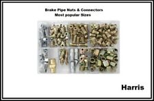 HIGH QUALITY BRAKE PIPE NUTS | CONNECTORS | MOST POPULAR ASSORTED BOX | QTY 186