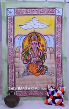 Lord Ganesh Hippie Bedding Bohemian Wall Hanging Tapestry Bedspread Wall Decor