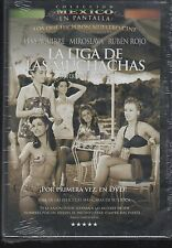 DVD - La Liga De Las Muchachas NEW Coleccion Mexico en Pantalla FAST SHIPPING !