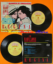 LP 45 7'' REGINA Baby love 1986 uk FUNKIN 7 MARV 01 cd mc dvd (*)