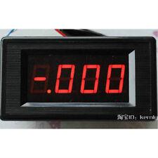 3½ DC 200V 0v-199.9v Red LED Digital Volt Voltmeter Panel Meter power supply 5v