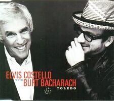 ELVIS COSTELLO with BURT BACHARACH - Toledo PROMO 1TR CDM 1999 CONTEMPORARY JAZZ