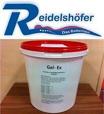 Gel Ex 3 Kg z.Verflüssigung v.Gelbett, Gelbetten Gel Bett GelEx Gel Wasserbett