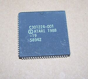 NEW Atari TT 030 computer C301224-001 TT / Mega STE 84 pin PLCC GLUE chip IC