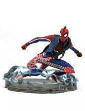 Marvel Gallery Gamer verse Spider-Man Spider-Punk PVC Diorama Statue