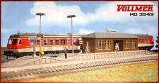 """Vollmer 3549 ( 43549 ) H0 - Bahnsteig """" Niederau """"  NEU & OvP"""