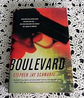 BOULEVARD by STEPHEN JAY SCHWARTZ SIGNED STATED 1ST EDITION 1ST PRINTING HB