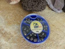 Behr Bleischrot Verteiler 120g Sortierung grob, sehr praktisch in der Dose