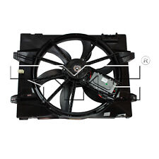 TYC 621380CU Radiator & Condenser Cooling Fan Assembly New
