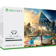 Xbox One S 500GB Assassins Creed Origins Bundle