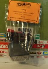 TYCO HO SLOT CAR ELECTRIC RACING POWER PACK , #610