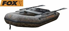 Fox FX200 Camo Schlauchboot 200cm Hard back slat floor, Angelboot für Karpfen