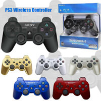 Brand NEW PlayStation 3 PS3 DualShock 3 Wireless SixAxis Controller 6 Color Hot