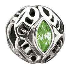 Authentic Chamilia Element Silver 'August Birthstone' Bead swarovski 2025-0668