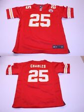 Youth Kansas City Chiefs Jamall Charles L (14/16) Nike Jersey (Red) Jersey