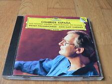 John Eliot Gardiner - Chabrier : Espana - CD DGG Germany